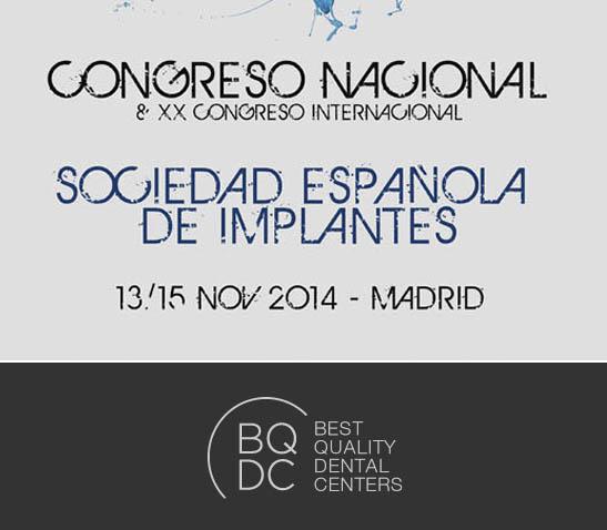 Ponencia del Dr. Nart en el XXVII Congreso Nacional de SEI