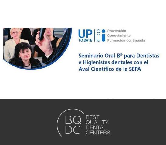 Seminario Científico Oral B en Madrid
